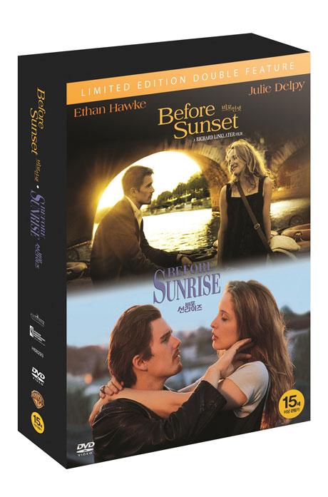 비포 선셋 & 비포 선라이즈 박스세트 [BEFORE SUNSET+BEFORE SUNRISE]
