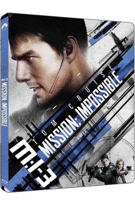 미션 임파서블 3 [4K UHD+BD] [스틸북 한정판] [MISSION: IMPOSSIBLE 3]
