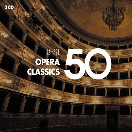 BEST OPERA CLASSICS 50 [오페라 베스트 50]