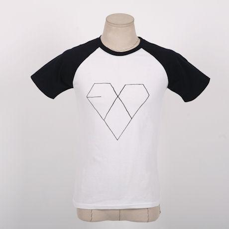 KISS & HUG VER 티셔츠 [XL]