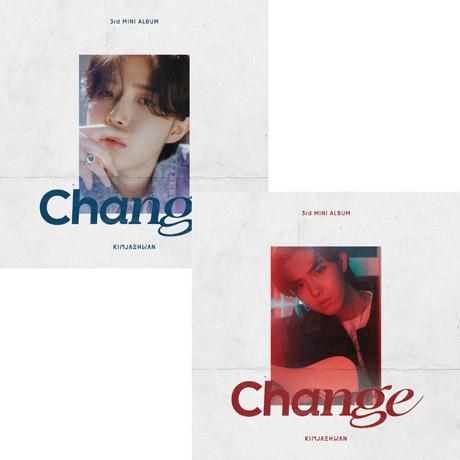 CHANGE [미니 3집] [2종 세트]