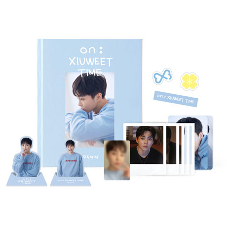 ON: XIUWEET TIME PHOTO STORY BOOK