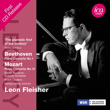 PIANO CONCERTO NO.1 & 12/ LEON FLEISHER, ANDRE CLUYTENS [베토벤 & 모차르트: 피아노협주곡]