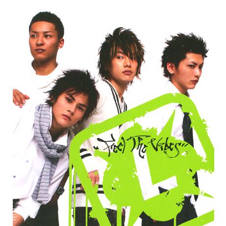 FEEL THE VIBES [일본수입 CD+44P 포토북]