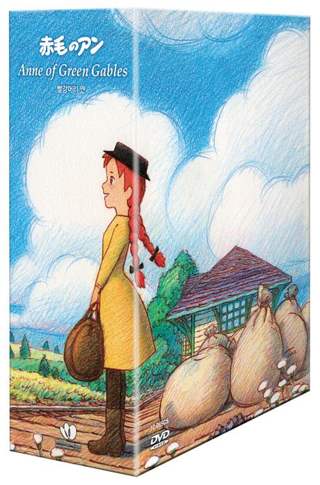 빨강머리 앤: TV시리즈 35주년 기념 HD 리마스터링 무삭제 완전판 [우리말녹음 추가]