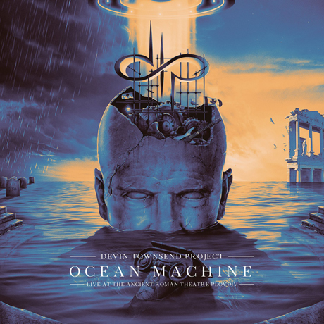 OCEAN MACHINE: LIVE AT THE ANCIENT ROMAN THEATRE PLOVDIV [3CD+DVD]