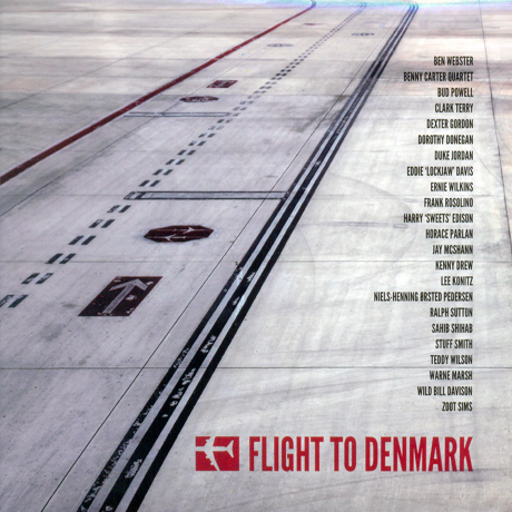 FLIGHT TO DENMARK