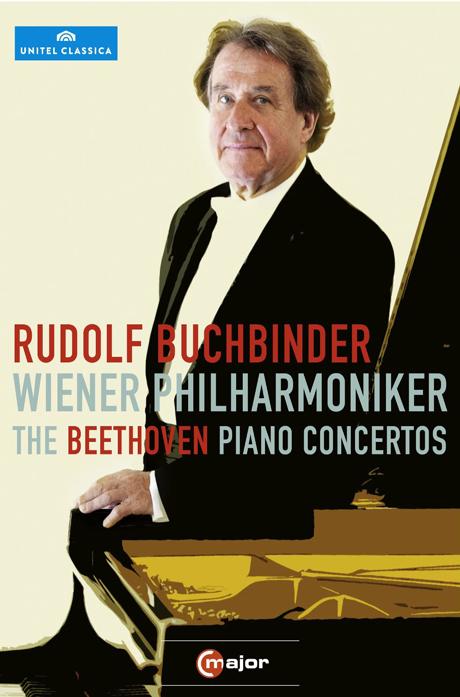 THE PIANO CONCERTOS/ RUDOLF BUCHBINDER [베토벤: 피아노협주곡 전곡]