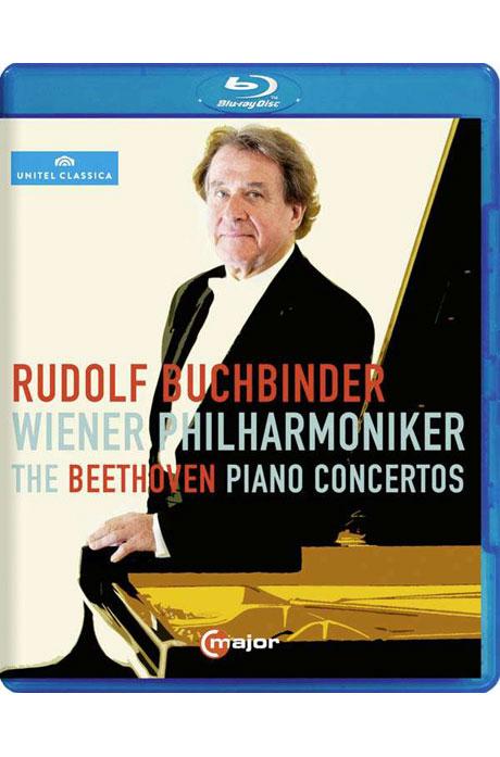 THE PIANO CONCERTOS/ RUDOLF BUCHBINDER [베토벤: 피아노협주곡 전곡 - 루돌프 부흐빈더]