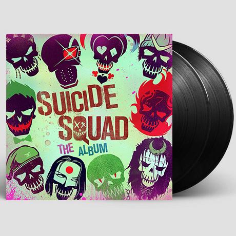 SUICIDE SQUAD: THE ALBUM [수어사이드 스쿼드] [LP]