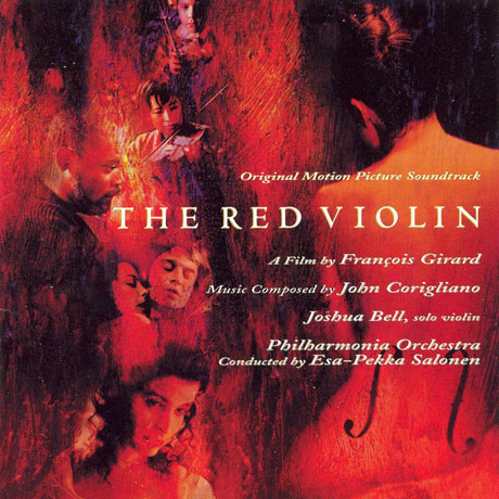 THE RED VIOLIN: JOSHUA BELL, ESA-PEKKA SALONEN [레드 바이올린]