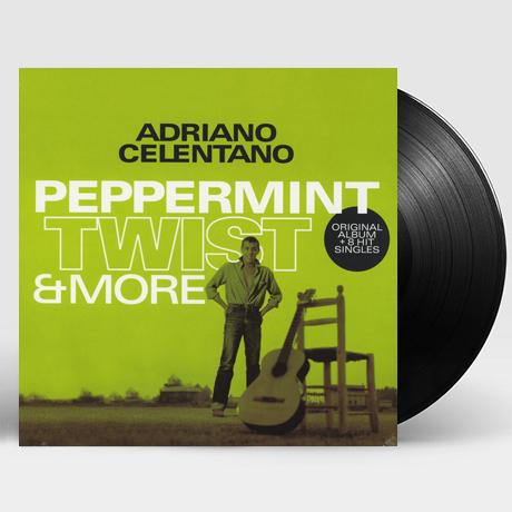 PEPPERMINT TWIST & MORE [180G LP]