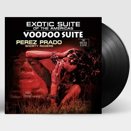 EXOTIC SUITE OF THE AMERICAS & VOODOO SUITE [TWO ORIGINAL ALBUMS] [180G LP]