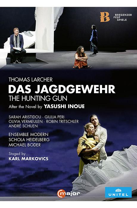 DAS JAGDGEWEHR: THE HUNTING GUN/ MICHAEL BODER [라르허: 현대오페라 <엽총>| 미하엘 보더] [한글자막]