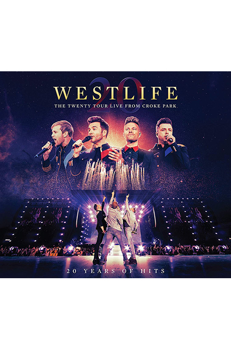 THE TWENTY TOUR LIVE FROM CROKE PARK: 20 YEARS OF HITS [DVD+CD]
