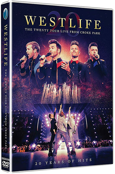 THE TWENTY TOUR LIVE FROM CROKE PARK: 20 YEARS OF HITS