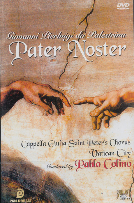 PATER NOSTER/ PABLO COLINO