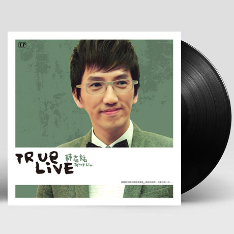 TRUE LIVE [180G HQ LP]