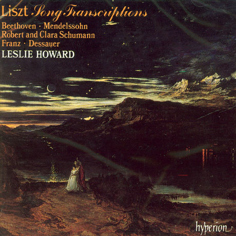SONGS WITHOUT WORDS/ LESLIE HOWARD [리스트 에디션 15]