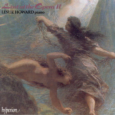 LISZT AT THE OPERA 2/ LESLIE HOWARD [리스트 에디션 17: 오페라 피아노 편곡집 2]