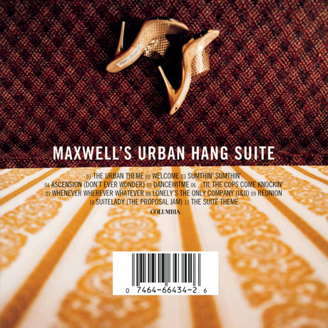 MAXWELL S URBAN HANG SUITE
