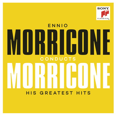 ENNIO MORRICONE CONDUCTS MORRICONE: HIS GREATEST HITS [엔니오 모리코네가 지휘하는 모리코네]