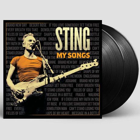 MY SONGS [180G LP]