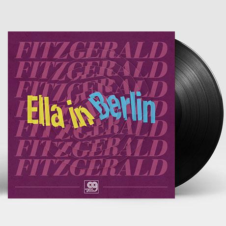 ELLA IN BERLIN [ORIGINAL GROOVES] [RSD 2021] [LP] [한정반]