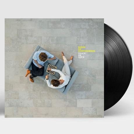 PEACE OR LOVE [180G LP]