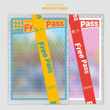 FREE PASS [싱글 1집] [2종 세트]