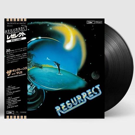 RESURRECT [CITY POP ON VINYL 2021] [LP] [한정반]