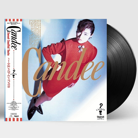 CANDEE [CITY POP ON VINYL 2021] [LP] [한정반]