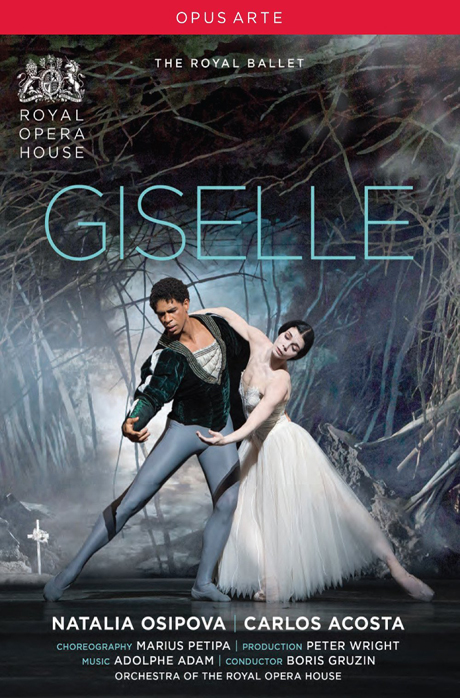 GISELLE/ THE ROYAL BALLET, BORIS GRUZIN [아당: 발레 <지젤>]