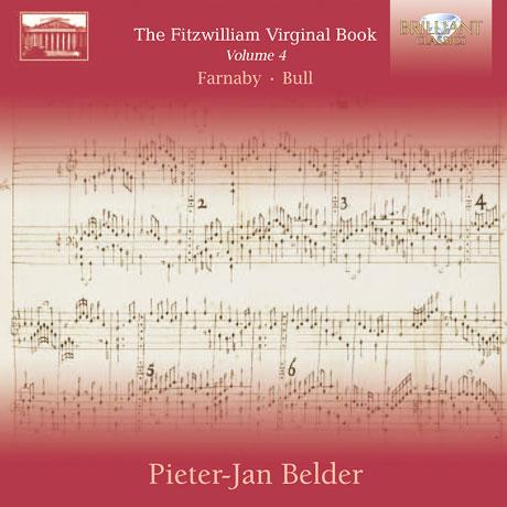 THE FITZWILLIAM VIRGINAL BOOK VOL.4/ PIETER-JAN BELDER [피츠윌리엄 버지널 북 4집: 파나비 & 존 불]