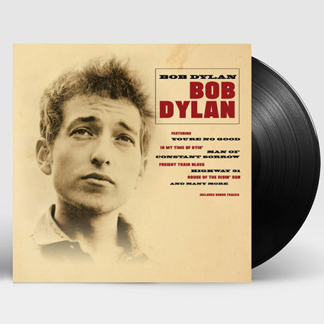BOB DYLAN [180G LP]