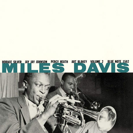 MILES DAVIS VOL.2 [LIMITED] [UHQ-CD]