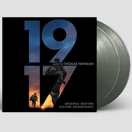 1917 [GREEN & SILVER SWIRLED] [180G LP]