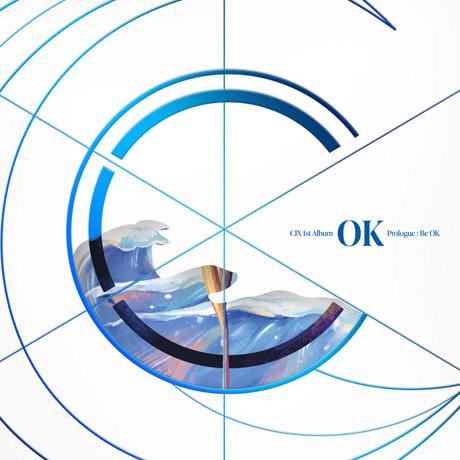 [OK] PROLOGUE: BE OK [정규 1집] [WAVE VER]