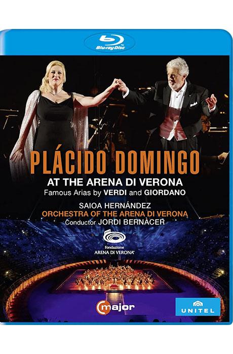 AT THE ARENA DI VERONA/ PLACIDO DOMINGO [베르디: 아레나 디 베로나 - 플라시도 도밍고] [한글자막]