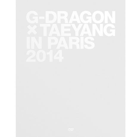IN PARIS 2014 [화보집+DVD]