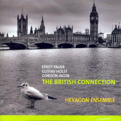 THE BRITISH CONNECTION/ HEXAGON ENSEMBLE [헥사곤 앙상블: 브리티시 커넥션]