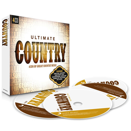 ULTIMATE COUNTRY: GREAT COUNTRY MUSIC