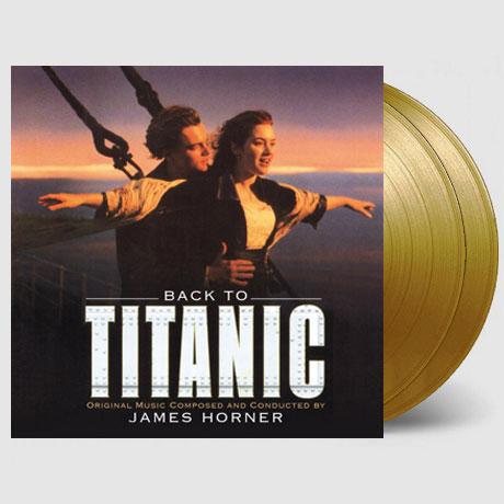 BACK TO TITANIC [타이타닉: 세컨드 버전] [180G GOLD LP]