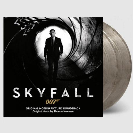 SKYFALL [스카이폴] [180G TRANSPARENT & BLACK MIXED LP]