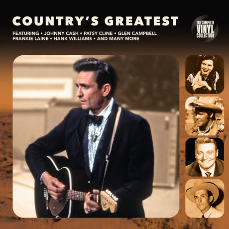 COUNTRY`S GREATEST [LP]