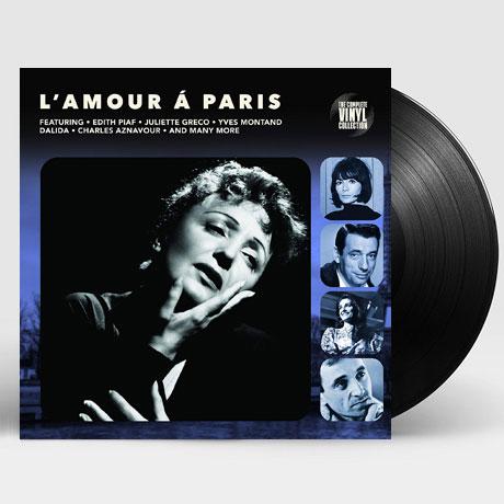 L`AMOUR A PARIS [LP]