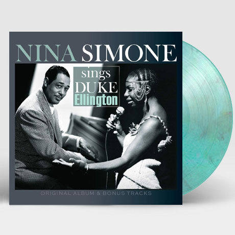 SINGS DUKE ELLINGTON [180G WHITE, SOLID BLUE, BLACK MIXED LP]