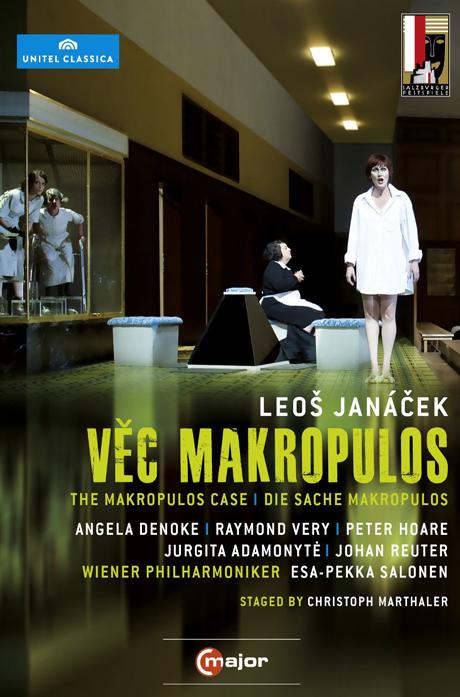 VEC MAKROPULOS/ ESA-PEKKA SALONEN [야나첵: 마카로풀로스 재판]