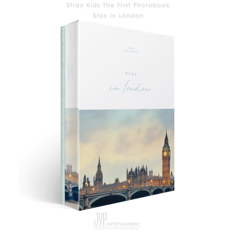 STAY IN LONDON [FIRST PHOTOBOOK] [포토북+DVD]