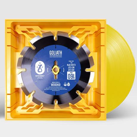 "GOLIATH [YELLOW 7"" SINGLE LP]"